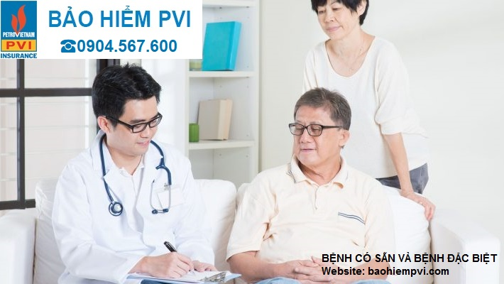 bệnh có sẵn và bệnh đặc biệt pvi